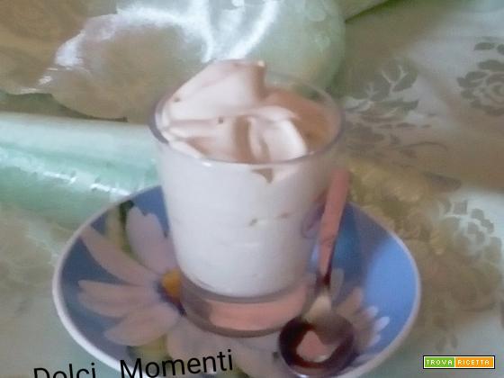 Crema di caffe' in bottiglia come quella del bar