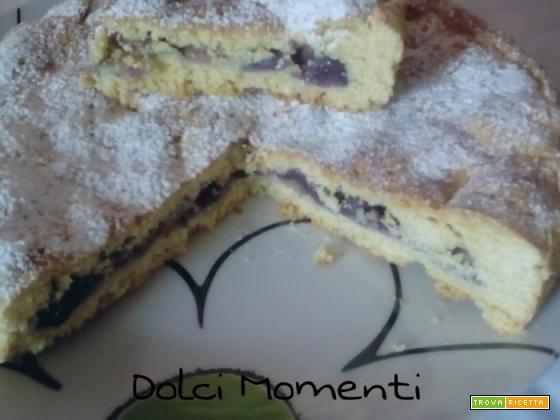 Torta bertolina (ricetta lombarda)