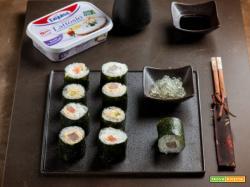 Exquisa Maki: i rotolini senza lattosio tipici del Giappone
