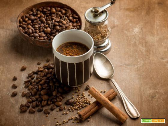 Caffè marocchino alla cannella e coriandolo: il digestivo alternativo