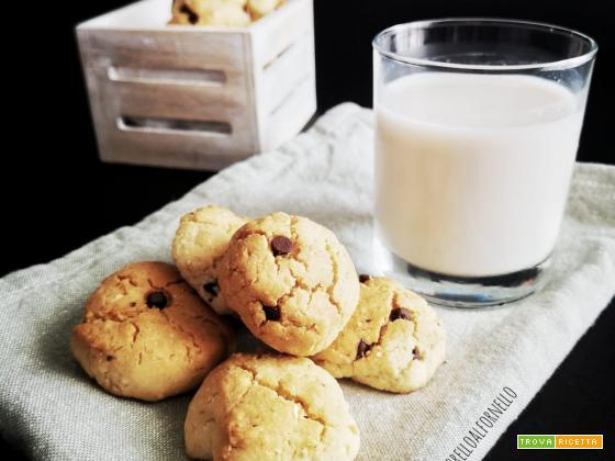 Cookies con Farina di Riso