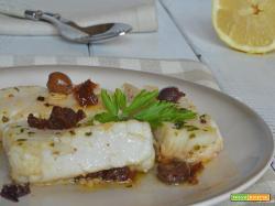 Filetto di merluzzo ricetta light