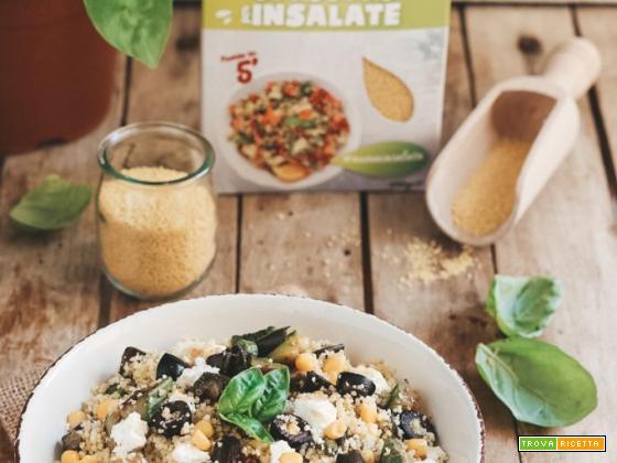 Couscous con verdure – ricetta facile e veloce