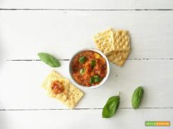 Baingan Bharta, il curry di melanzane perfetto per l'antipasto e per condire la pasta!