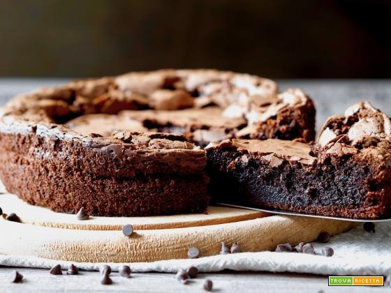 Torta Tenerina al Cioccolato al Latte