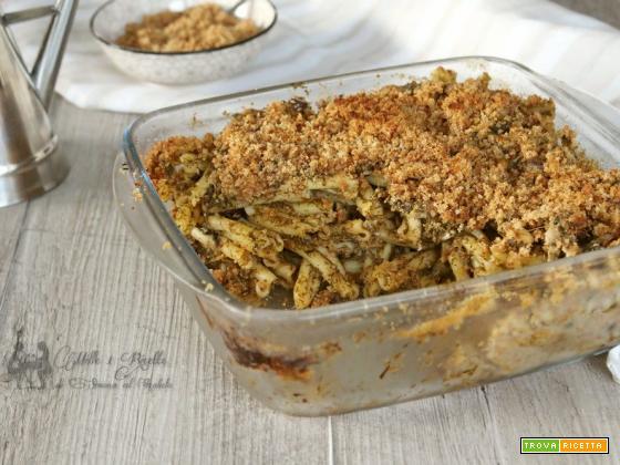 Pasta al forno con finocchi e sarde ricetta tipica siciliana