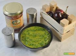 Salsa verde saporita