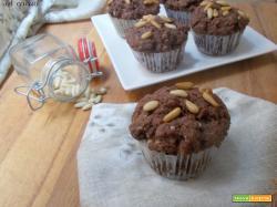 Muffin della nonna al cacao
