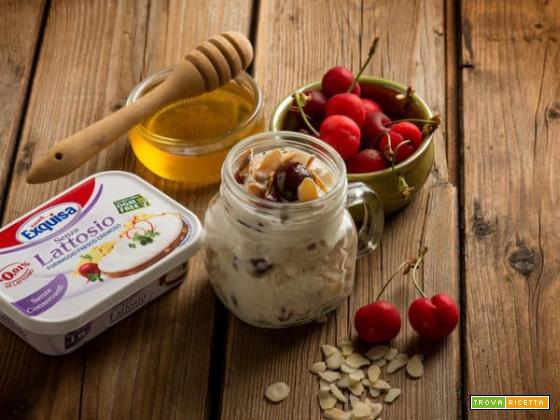Dessert alle ciliegie e molti benefici