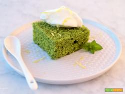 Parsley Cake - Torta al prezzemolo