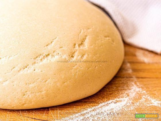 Impasto di semola di grano duro