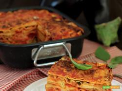 Lasagne con la Parmigiana