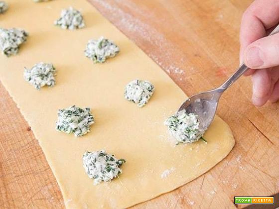 Agnolotti vegan ricetta tradizionale piemontese