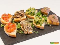 Bruschette ai funghi porcini