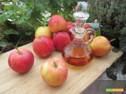 Come autoprodurre l'aceto di mele fai da te