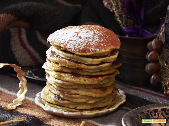 Come fare i pancake americani