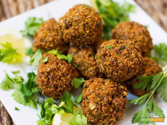 Falafel e vino: ricetta facile, veloce e gustosa