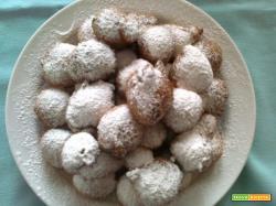 Fritole tipico dolce carnevalesco veneziano