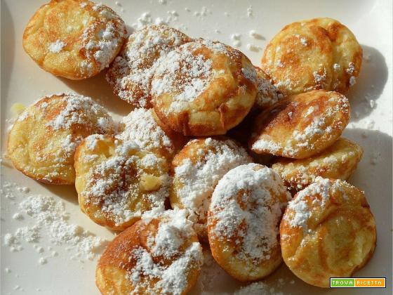 Frittelle di Carnevale la ricetta