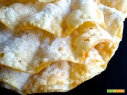 I galani un tipico dolce veneziano per carnevale: la ricetta