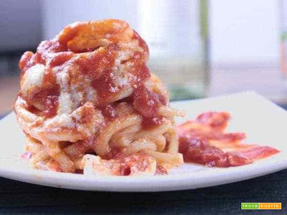 La ricetta originale della pasta all'amatriciana