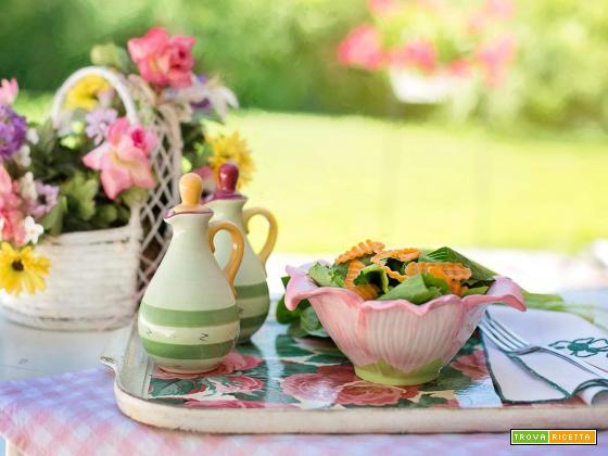 Piatti Estivi: qualche idea per l'estate