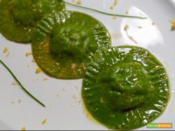 Tortelloni verdi tradizionale emiliano