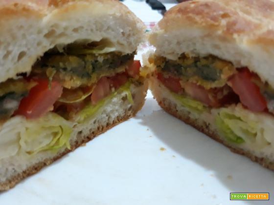 Panino fast food : Ricetta fatta in casa