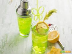 Midori sour, il green cocktail che non passa inosservato!