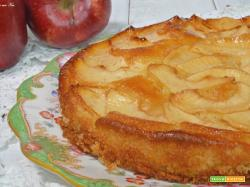 Torta di mele 1 minuto senza bilancia