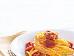 Spaghettoni risottati con brodo di pesce…il mare nel piatto!