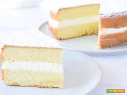 Torta Kinder Paradiso fatta in casa (come quella comprata!)