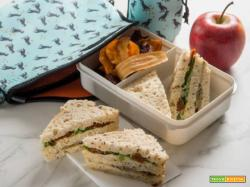 Club sandwich : un pranzo al sacco completo per gite fuori porta