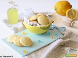 Biscotti all'olio d'oliva e limoncello