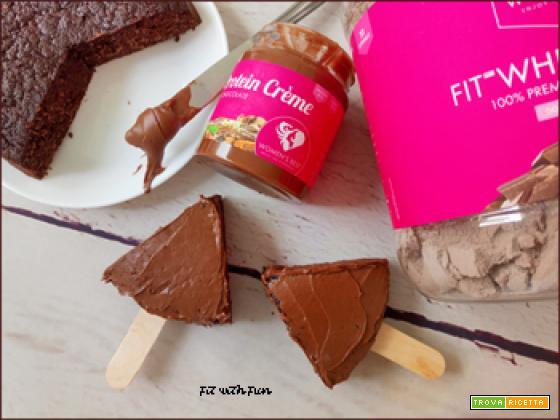 Torta Magnum Doppio Cioccolato e Cocco