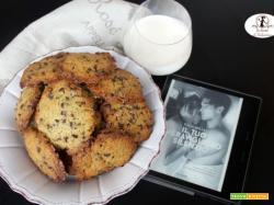 Mangia ciò che Leggi 4: Biscotti al burro di arachidi e cioccolato da IL TUO MERAVIGLIOSO SILENZIO di K. Millay