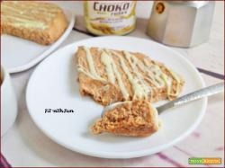 Torta Fredda Senza Cottura Cookie Dough al Caffè