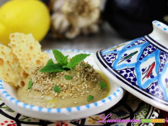 Babaganoush ricetta