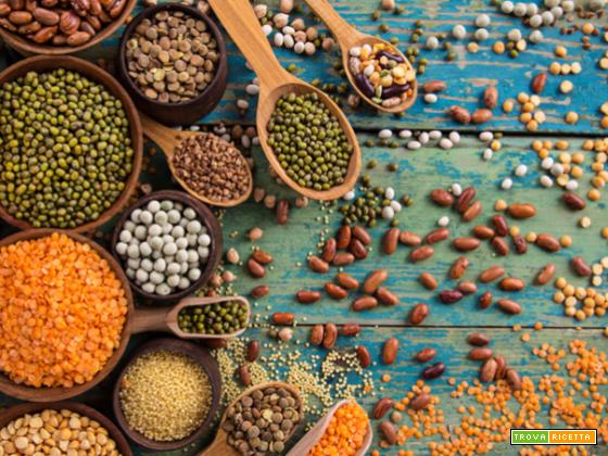 I legumi in cucina: varietà, qualità nutrizionali e come prepararli