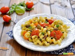 Pasta con verdure estive semplicissima e veloce