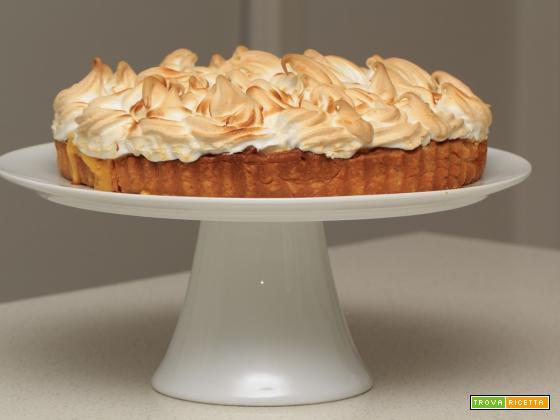 Lemon pie: Ricetta veloce