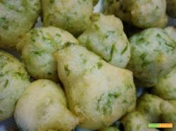 Frittelle di alghe