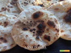 Pane arabo senza lievito - ricetta passo passo