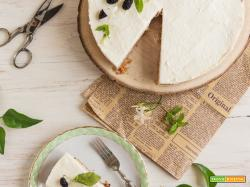 Cheesecake alle more di gelso