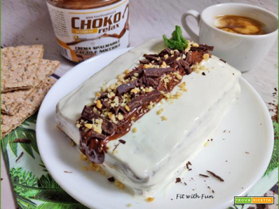 Viennetta Fit Light e Proteica con Wasa