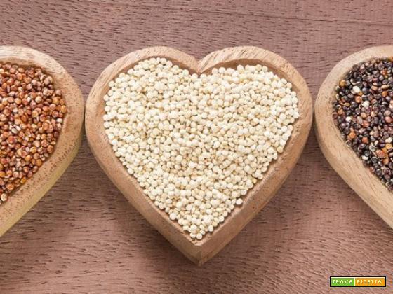 Quinoa: benefici e ricette