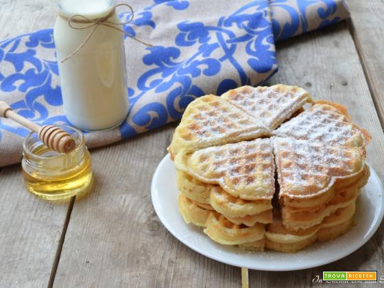 Waffle – ricetta originale belga