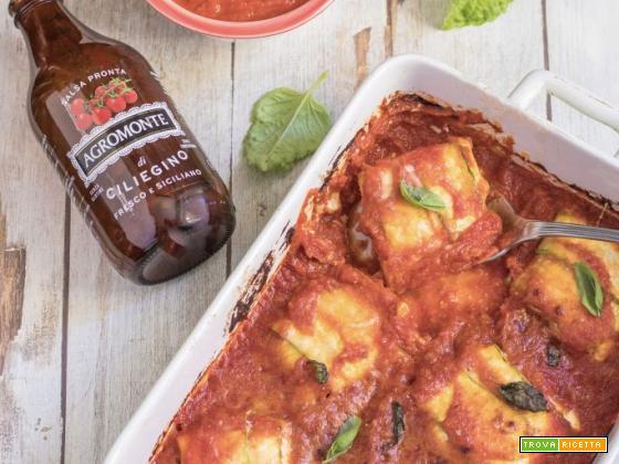 Ravioli di zucchine – ricetta facile e veloce