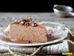 Torta Mousse al Cioccolato Senza Cottura