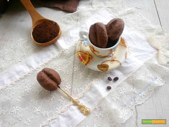 Biscottini con caffè ripieni